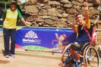 Atletas de Itajaí conquistam medalhas nos Jogos Parapanamericanos
