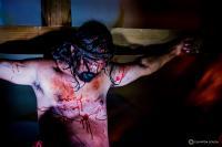 Sexta-feira terá teatro da Paixão de Cristo em Itajaí