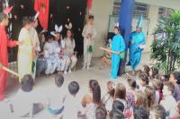 Escola resgata o verdadeiro espírito da Páscoa