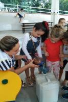 Alunos de CEI participam de projeto ambiental