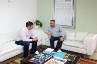 Município de Itajaí busca acelerar obras de contenção de cheias