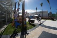 Intervenção urbana terá sarau na praça Arno Bauer nesta sexta-feira