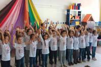 """Grupo """"Cantos e Encantos do Zilda"""" faz sua primeira apresentação"""