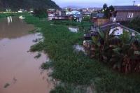 Defesa Civil monitora rios em Itajaí