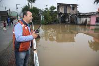 Itajaí deixa situação de Alerta e está em Atenção