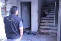 Sala de Situação realiza limpeza emergencial no prédio dos Correios