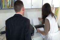 Escolas municipais passam a contar com impressoras Braille