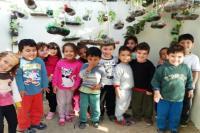 """Centro de Educação Infantil cria o """"Espaço Verde"""""""