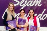 Professoras da rede municipal representam Itajaí em evento científico no Paraná