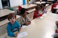 Centro de Educação Infantil incentiva crianças a largarem a chupeta