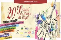 Contagem regressiva para a abertura do 20º Festival de Música de Itajaí