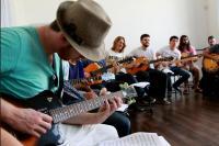 Último dia para se inscrever nas oficinas do 20º Festival de Música de Itajaí