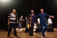 Entrevista com Silvério Pontes, Zé da Velha e Alessandro Kramer