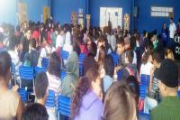"""Escola Arnaldo Brandão realiza """"Sarau Legal"""""""