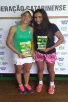 Tênis de Itajaí sobe ao pódio no Estadual Infanto Juvenil