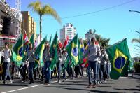 Desfile Cívico acontece nessa quinta-feira (07)
