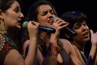 Grupo vocal Ordinarius encanta público no Teatro Municipal