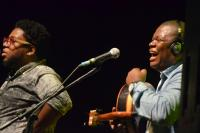 Fundo de Quintal encerra o 20º Festival de Música de Itajaí