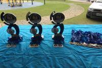 Campeonato de dominó reúne cerca de 22 duplas