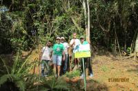 Famai realiza plantio em comemoração ao Dia da Árvore