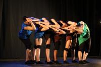 Festival Nacional de Dança Universitária de Itajaí no Teatro Municipal