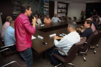 Secretaria de Obras assina Ordens de Serviços de Drenagem Pluvial e Acesso a Loteamento