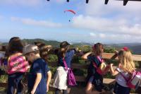Colégio Unificado visita Parque do Atalaia