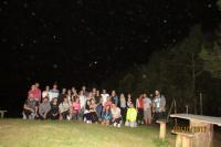 Parque do Atalaia recebe população para trilha noturna