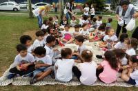Biblioteca promove eventos para as crianças