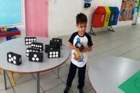 Escola promove gincana entre os alunos