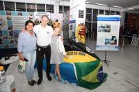 FAMAI e Secretaria de Pesca marcam presença durante a Marejada 2017