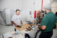 Artistas expõem trabalhos na Marejada 2017