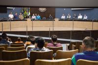Defesa Civil de Itajaí presta contas em fórum permanente