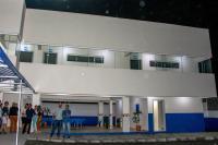 Inauguradas obras de ampliação do CEDIN Napoleão de Souza