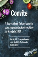 AVISO DE PAUTA: Apresentação do relatório da Marejada 2017