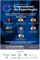 Seminário Catarinense Empresários da Exportação estimula empreendedorismo