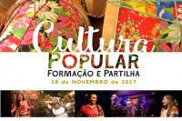 Oficinas e shows são atrações do 1º Cultura Popular: Formação e Partilha