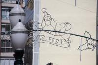 Itajaí terá Natal EmCanto com luzes, corais e Papai Noel