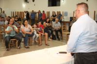 Comunidade da Itaipava apresenta reivindicações no Prefeitura nos Bairros