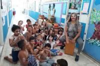 CEI realiza o projeto Kizomba: Aprendendo com as diferenças