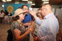 Moradores da Itaipava recebem atendimentos no Prefeitura dos Bairros