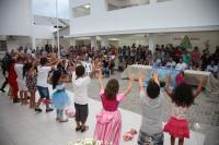 Inauguradas as obras de reforma e ampliação da Escola Alberto Werner