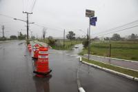 Ponte Pênsil do Carvalho será interditada para reparos
