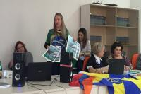 Professora de Itajaí participou de conferência na Armênia