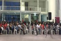 """Estudantes dos CEDINs assistem a peça """"Os Três Reis do Oriente"""""""