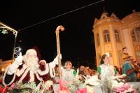 Abertura do Natal EnCanto emociona multidão em Itajaí