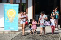 Município atende comunidades rurais no Prefeitura nos Bairros