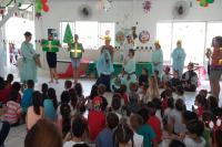 CEI realiza festa de confraternização de Natal