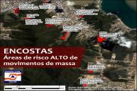 Defesa Civil realiza atendimentos pelo município e prevê melhora no tempo