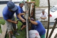 Unidades da Rede Municipal de Ensino recebem manutenção nas férias